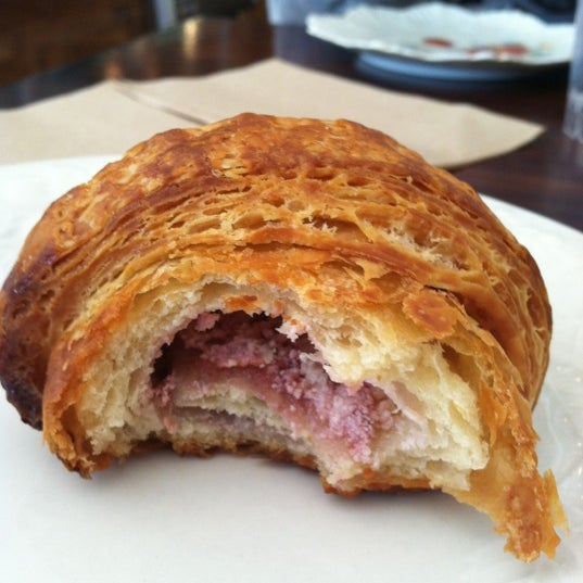 Photo taken at Fritz Pastry by Nick S. on 4/7/2012