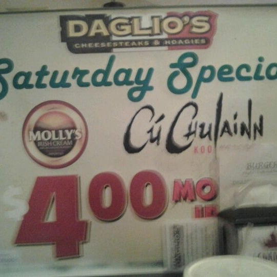 Photo taken at Daglio's by Ginger B. on 6/2/2012
