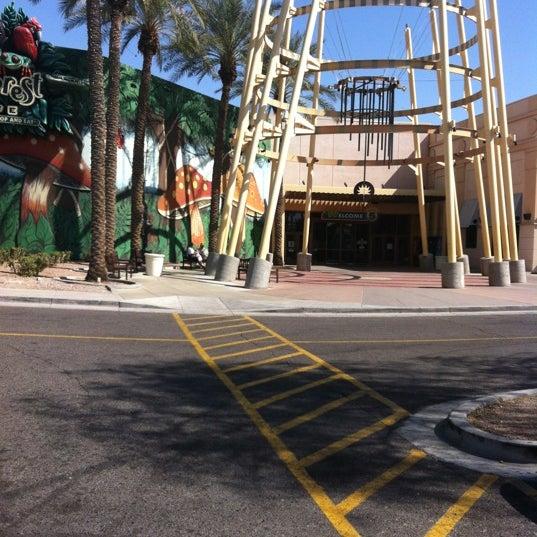 Photo taken at Arizona Mills by John Z. on 3/8/2012
