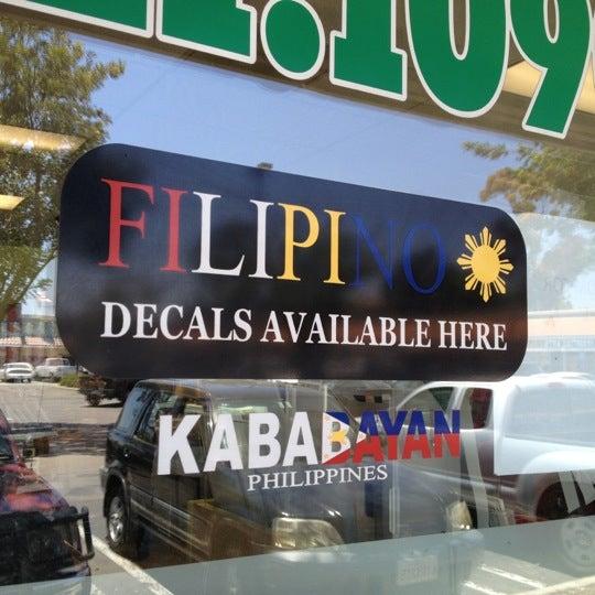 Photo taken at JNC Pinoy Foodmart Inc by Harvey C. on 6/20/2012