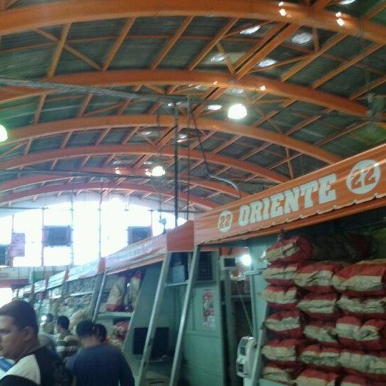 Photo taken at Mercado Municipal Antônio Valente by Helbio C. on 5/5/2012