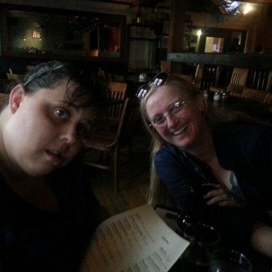 Photo taken at Alibi Room by Toni M. on 9/13/2012
