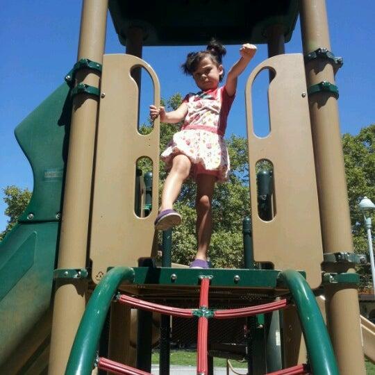 Photo taken at Todos Santos Plaza by Denise R. on 8/11/2012
