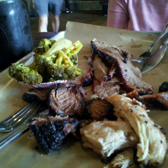Photo taken at Fette Sau by Mark on 6/10/2012