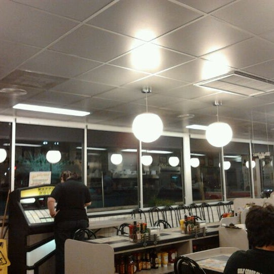 Photo taken at Waffle House by Sebastian M. on 2/4/2012