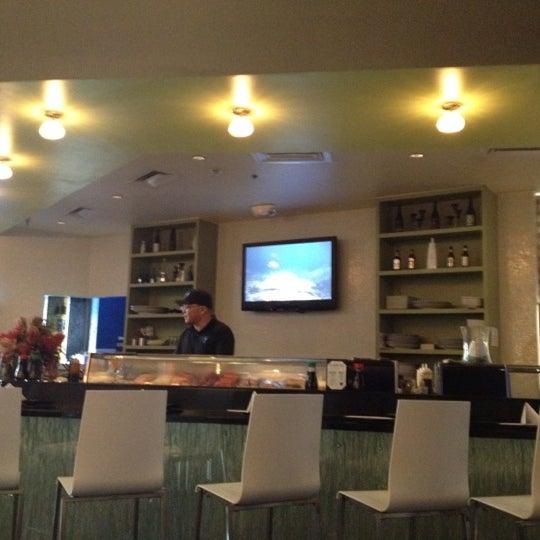 Photo taken at Blu Sushi by Debra M. on 6/9/2012