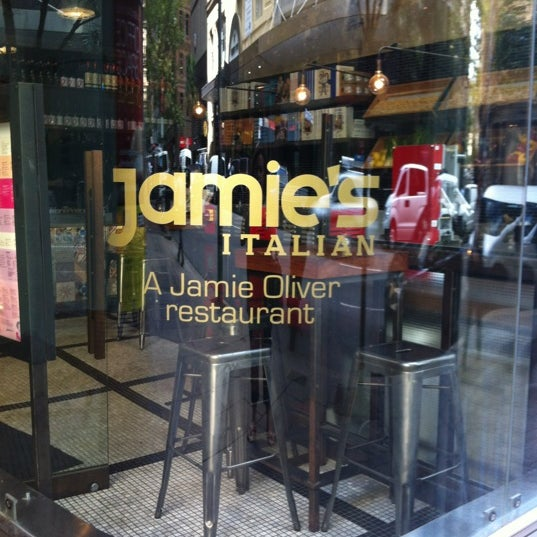 Photo taken at Jamie's Italian by Susan on 3/29/2012