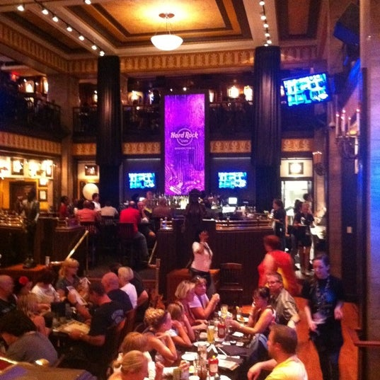 Photo taken at Hard Rock Cafe Washington DC by Rob K. on 6/25/2012