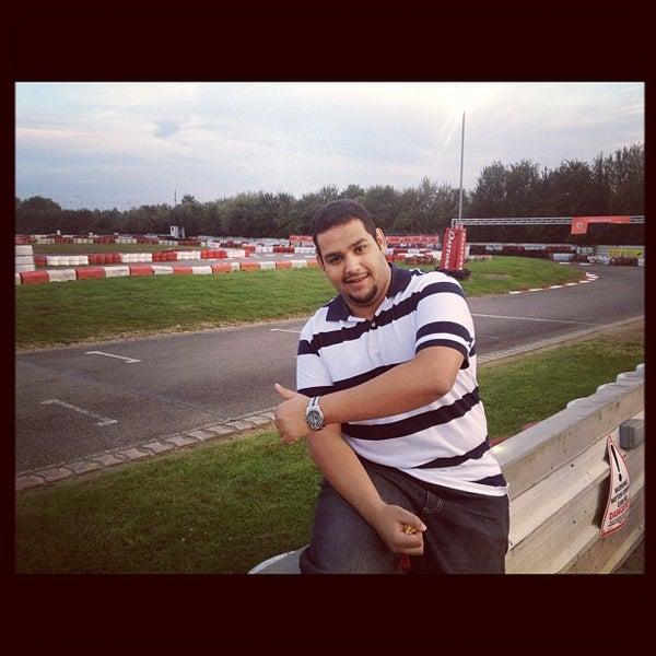 Photo taken at Daytona Karting Circuit by Fahad A. on 9/3/2012