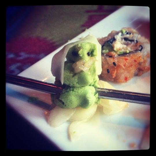 Photo taken at Blue Sushi Sake Grill by Brogan K. on 5/14/2012