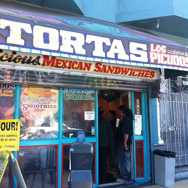 Best Mexican Restaurant In Mission District