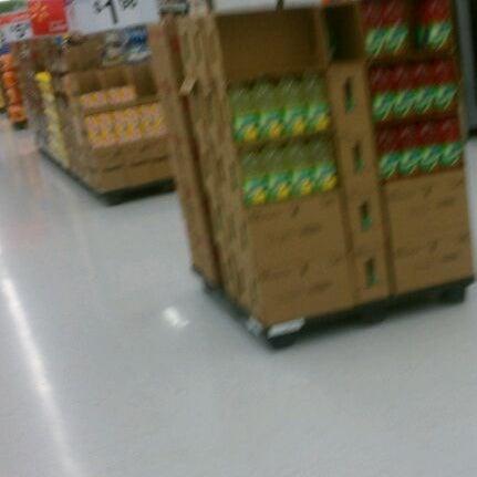 Photo taken at Walmart Supercenter by Byron B. on 5/18/2012