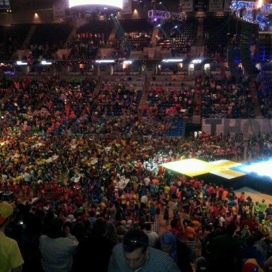Photo taken at Bryce Jordan Center by Katie M. on 2/18/2012