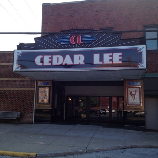 Photo taken at Cedar Lee Theatre by Karen P. on 5/13/2012