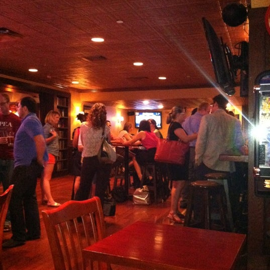 Photo taken at Laughing Man Tavern by Vanessa C. on 8/16/2012