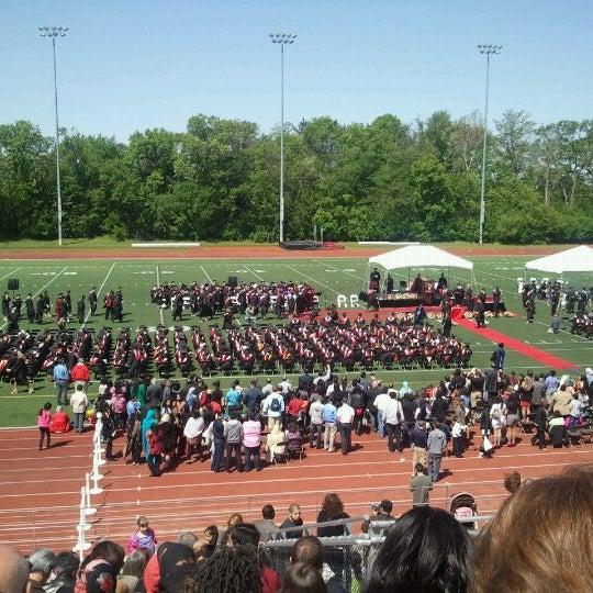 Photo taken at Benedictine University by Milette R. on 5/13/2012
