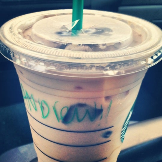 Photo taken at Starbucks by Andrew W. on 6/29/2012