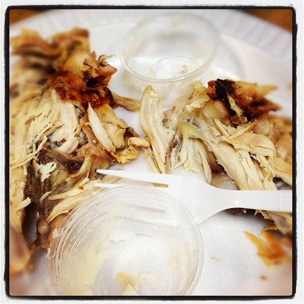 Photo taken at Zankou Chicken by Jennifer S. on 2/19/2012