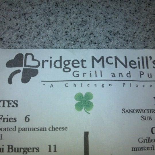 Photo taken at Bridget McNeill's by Matt G. on 6/17/2012