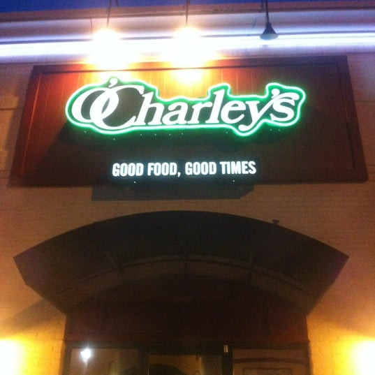 Photo taken at O'Charley's by Jane M. on 4/8/2012