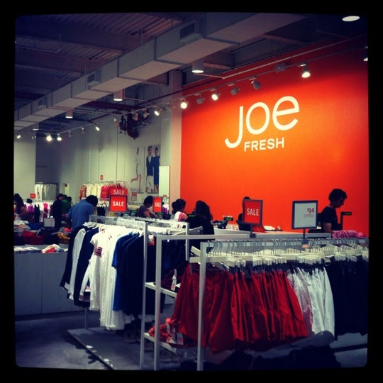 Photo taken at Joe Fresh by Jonathan L. on 8/9/2012