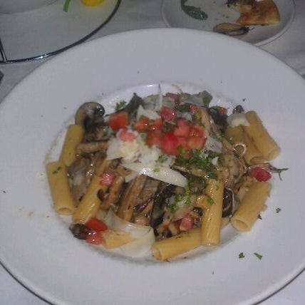 Photo taken at Timpano Italian Chop House by Maggie W. on 4/19/2012