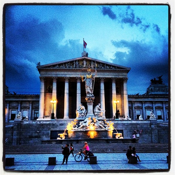 Photo taken at Parlament by Rami F. on 7/24/2012