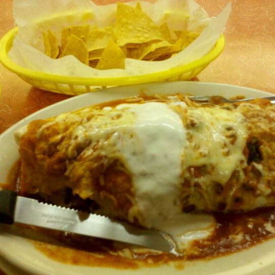 Photo taken at Taqueria el Chorrito by Tony M. on 2/12/2012