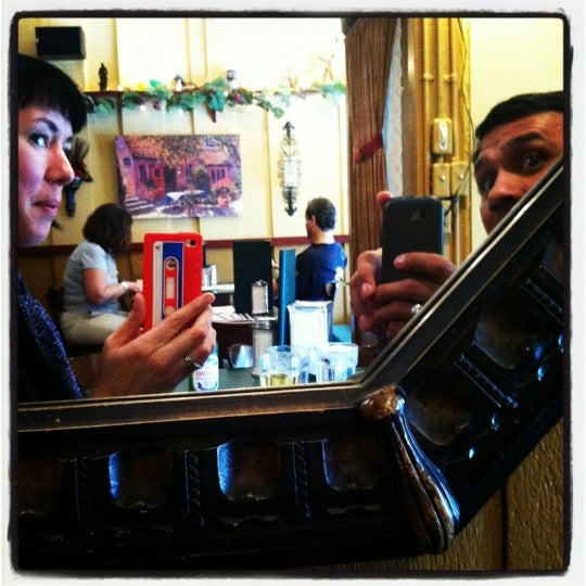 Photo taken at Balistreri's Italian American Ristorante by alex on 8/12/2012
