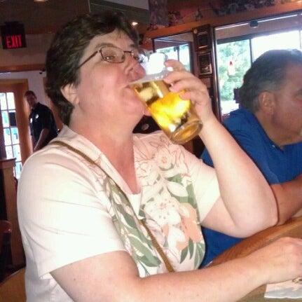 Photo taken at Applebee's by Barbara F. on 7/12/2012