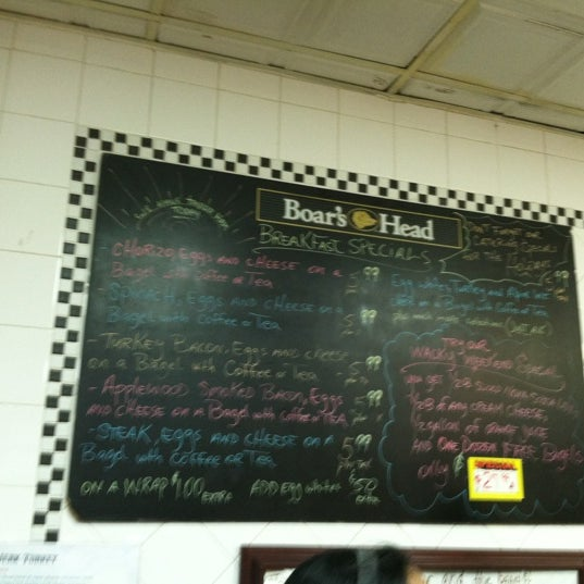 Photo taken at La Bagel Delight by Tulani E. on 6/10/2012