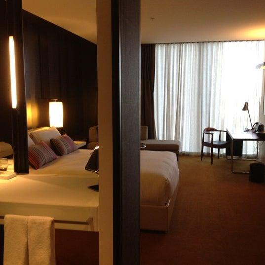 Photo taken at Crown Metropol Hotel by puti andam dewi h. on 9/6/2012
