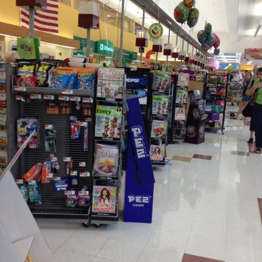 Photo taken at Stop & Shop by Michael L. on 5/20/2012