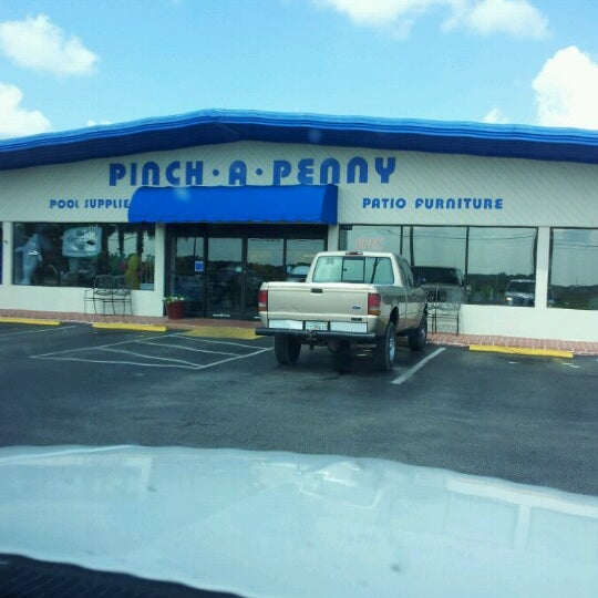 Photo taken at Pinch A Penny Swimming Pool Supplies by Sheila W. on 7/28/2012