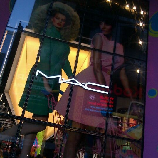 Photo taken at MAC Cosmetics by BEN N. on 2/17/2012