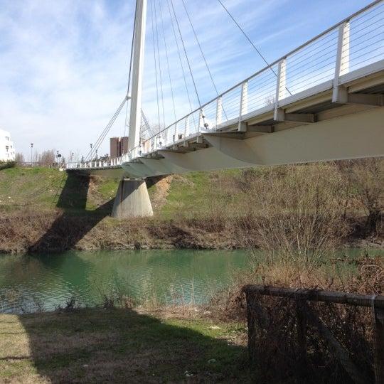Ponte della pace sul reno bridge for Ponte sul davanti della casa