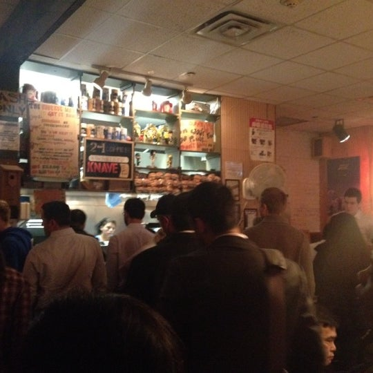 Photo taken at Burger Joint by Mac N. on 4/13/2012