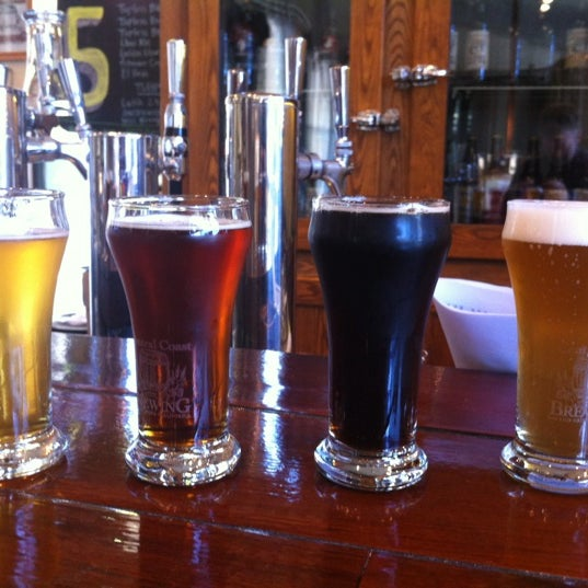 Photo taken at Central Coast Brewing by Garrett D. on 5/3/2012