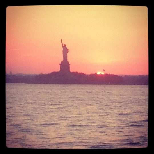 Photo taken at Louis Valentino, Jr. Park & Pier by micha on 7/1/2012