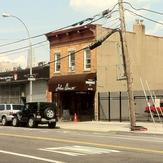 Photo taken at John Brown Smokehouse by Joe W. on 8/23/2012