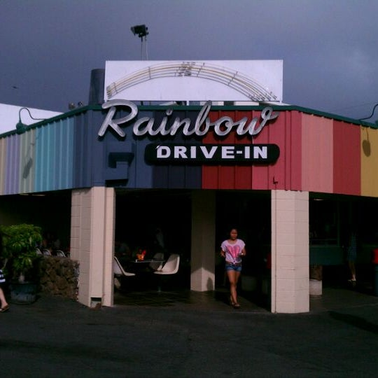 Photo taken at Rainbow Drive-in by VH07V A. on 5/28/2012