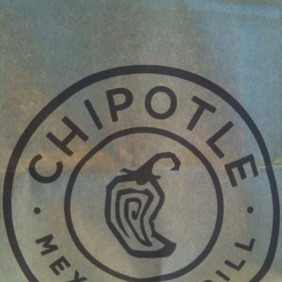 Photo taken at Chipotle Mexican Grill by Abraham T. on 8/3/2012