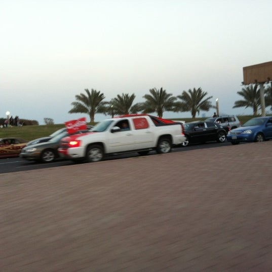 Photo taken at AL-Ba7ar by Q8-Rose Q. on 2/24/2012