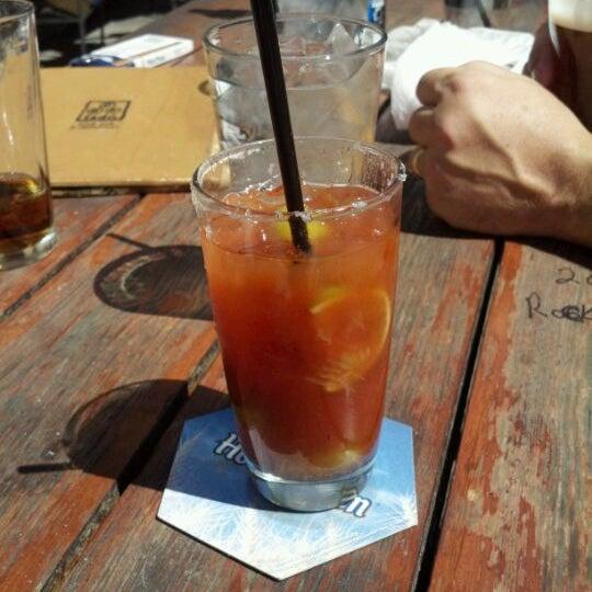 Photo taken at Fadó Irish Pub & Restaurant by Tammy L. on 4/21/2012