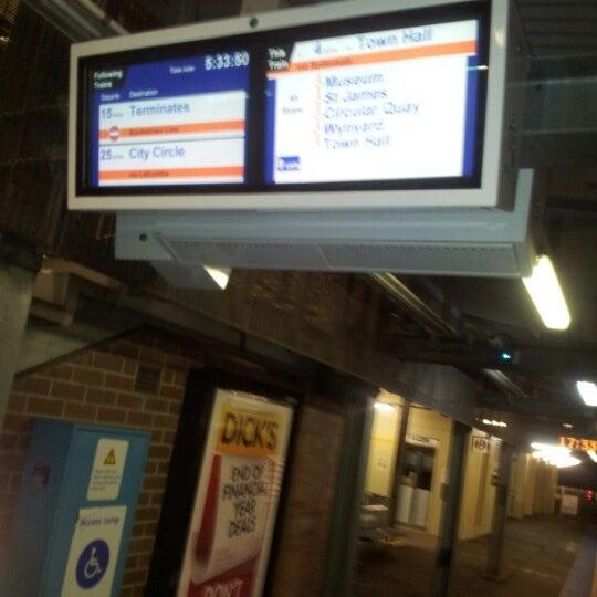 Photo taken at Bankstown Station by Mr G. on 6/9/2012
