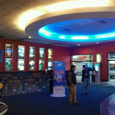 Photo taken at Cine Hoyts by Emiliano on 8/9/2012
