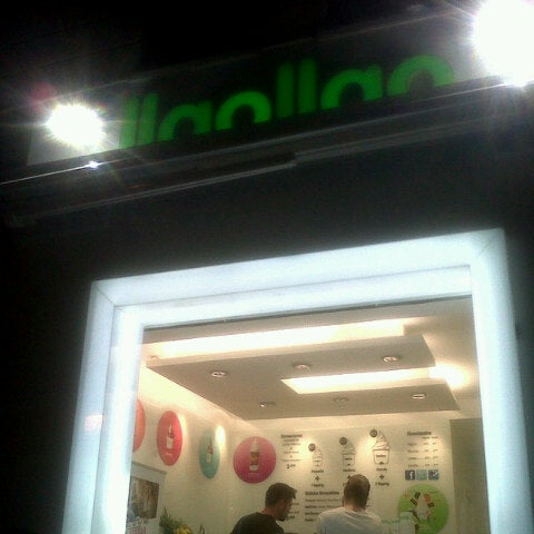 Photo taken at llaollao by Ana C. on 7/11/2012