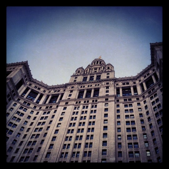 Photo taken at NYC Municipal Building by Nikki N. on 4/6/2012