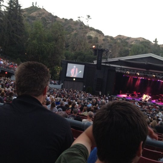 Photo taken at The Greek Theatre by Tony on 8/8/2012