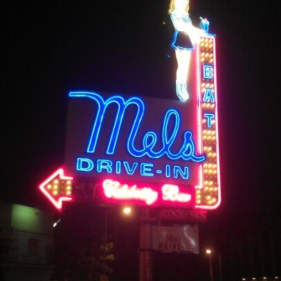 Photo taken at Mel's Drive-In by Nat M. on 6/13/2012